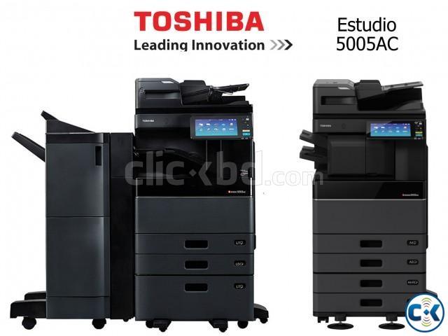 Toshiba E-Stuido 3008A 30PPM 2400dpi Black and White Copier | ClickBD large image 0