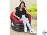 Portable Comfort Single Round Sofa FREE Pumper