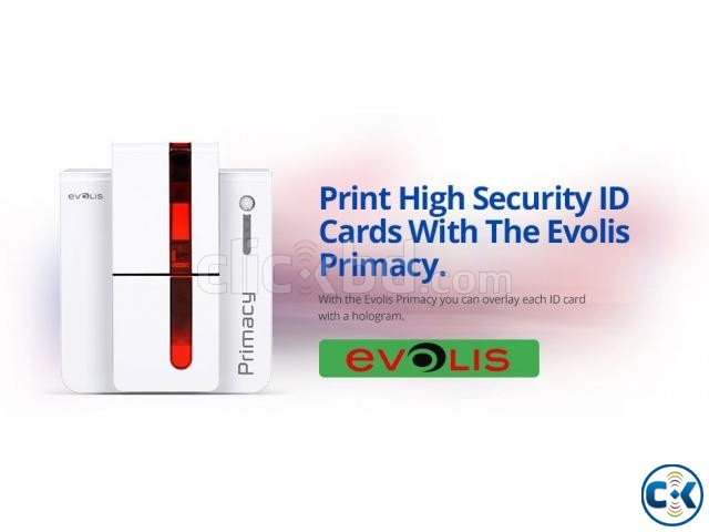 Evolis Primacy Card Printer | ClickBD large image 2