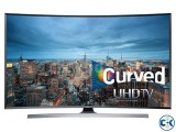 SAMSUNG 65 inch JU6600 CURVED 4K TV