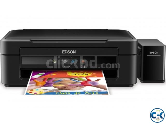 Epson L220 All-in-One Continuous Ink System Color Printer | ClickBD large image 0