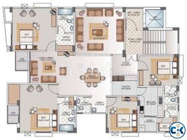 One Room Flat Rent In Dhaka