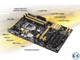 Asus Z87-k 4the generation Motherboard