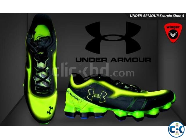 Under Armour Scorpio Shoe 4 | ClickBD large image 0
