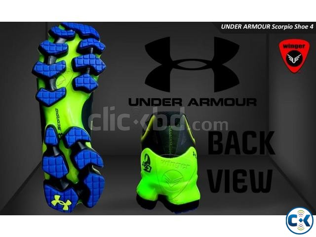 Under Armour Scorpio Shoe 4 | ClickBD large image 1