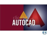 AutoCad Designer want for Training Center