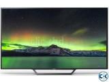 43 W750D SONY BRAVIA SMART TV