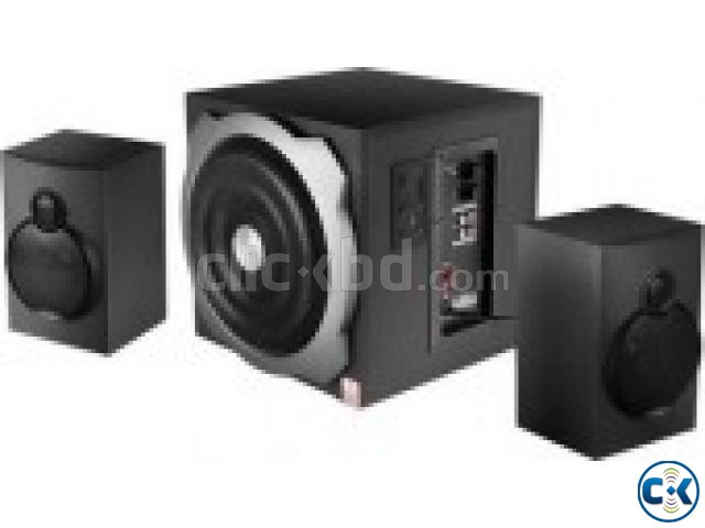 F D A521 Full Range Satellite 2 1 Multimedia Speaker | ClickBD large image 0