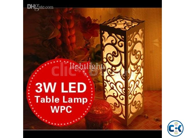 Japan- Lamp-LED-table-lamp- -Bedroom | ClickBD large image 1