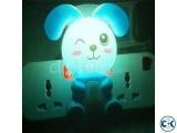 Cute Winking Bear Night Light