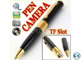 Spy Video Camera Pen-