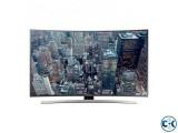 SAMSUNG JU6600 55 4k CURVED SMART TV