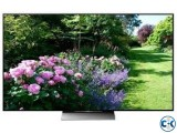 SONY 55X9300D 4K ANDROID 3D WIFI TV