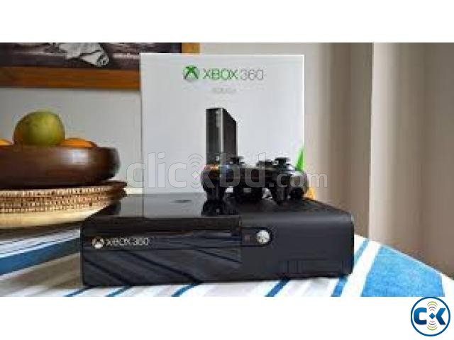 Xbox 360 e console with kinect camera | ClickBD large image 2