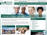 Dynamic Website For Hospital and Clinic