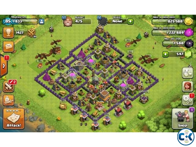 coc id | ClickBD large image 1