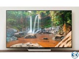 SONY BRAVIA 75 inch X8500D 4K 3D LED TV