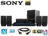 Sony BDV-E3100 5.1ch 3D Blu-ray home cinema system.