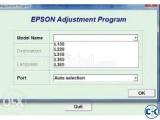 epson printer all resetter only 500 tk