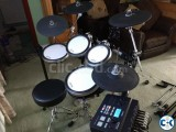 YAMAHA DTX ELECTRIC DRUM KIT