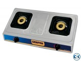 Geepas 2 Burner Gas Stove Model GK4288 01979000054