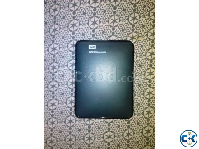 2TB Western DIgital Portable | ClickBD large image 0