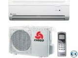 Small image 1 of 5 for Chigo 18000 BTU 1.5 TON Split Type AC 01783383357 | ClickBD