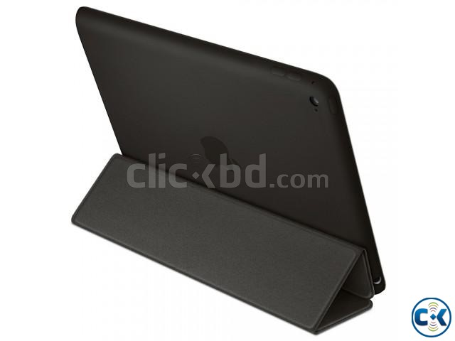 The iPad Air 2 Smart Case-black | ClickBD large image 0