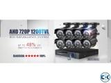 CCTV Camera Full Package 2