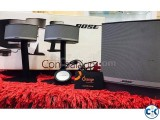 Bose companion 5 full boxed