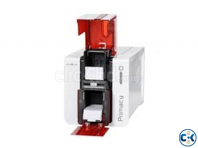Evolis Praimacy PVC Edge-To-Edge Dual Side Card Printer | ClickBD large image 0