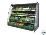 Best Vegetables Display Refrigerator System in Bangladesh