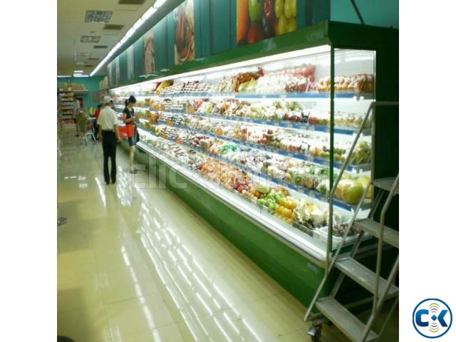 Commercial Fruits Display Refrigerator System in Bangladesh | ClickBD large image 0