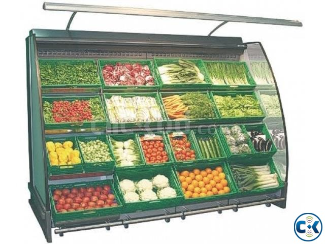 Commercial Fruits Display Refrigerator System in Bangladesh | ClickBD large image 2