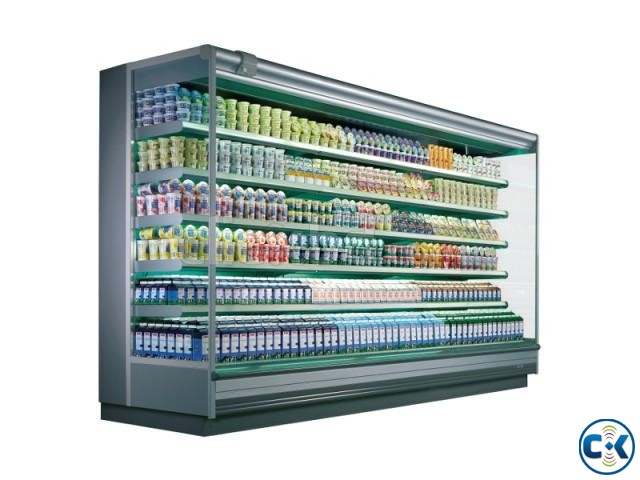 Best Quality Dairy Display Refrigerator System in Bangladesh | ClickBD large image 2