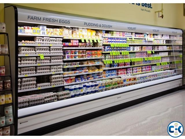 Best Quality Dairy Display Refrigerator System in Bangladesh | ClickBD large image 4