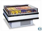 Buy Frozen Food Display Refrigerator System in Bangladesh