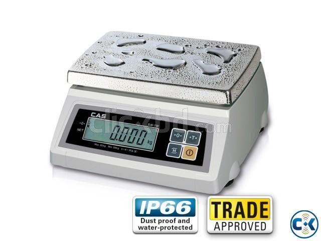 Digital Weighing Scale With Label Printer in Bangladesh | ClickBD large image 2