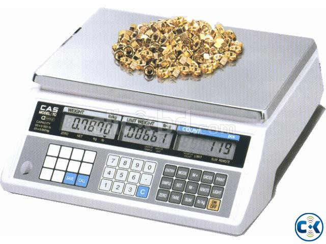 Digital Weighing Scale With Label Printer in Bangladesh | ClickBD large image 3