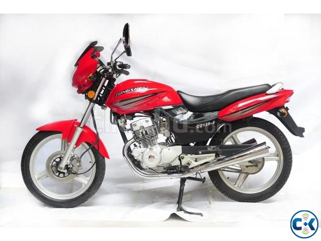 Zongshen Street Bike CG-125-4. With Free Registration Offer | ClickBD large image 0