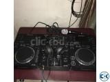 Pioneer CDJ 350 x 2 Pair DJM 350 HDJ 500
