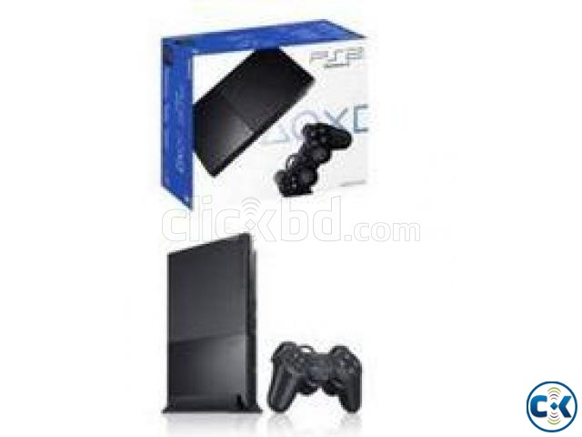 PS2 Console full fresh with warranty | ClickBD large image 1