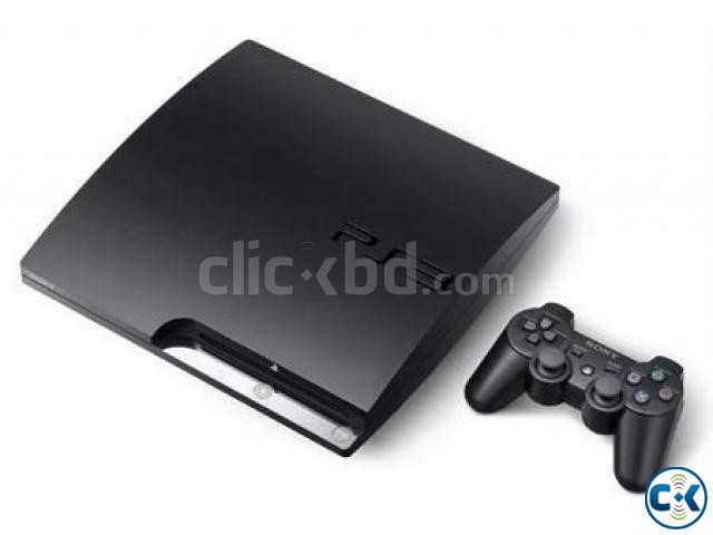 PS3 320GB Modded console full fresh with warranty | ClickBD large image 2