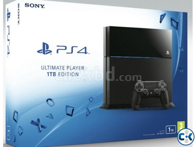 PS4 Console brand new best price in Bangladesh | ClickBD large image 1