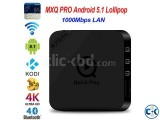 MXQ Pro Quick Play Amlogic S905 2K 4K TV BOX 1G 8G WIFI