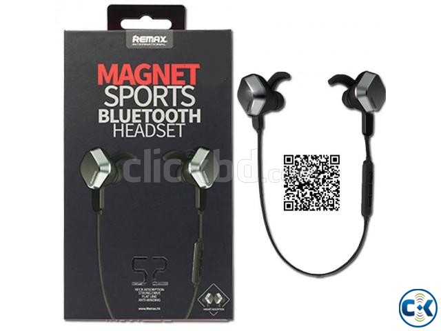 Remax Bluetooth Headphone | ClickBD large image 0