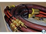 AUDIOPHILE BANANA CABLE 19mm FOR SPEAKER.