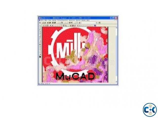 Mucad 3.6 With DIGICOLOR Full Version No Need Dongle | ClickBD large image 0