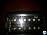 ESP LTD V-50 stock bridge pickup