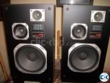 VINTAGE KENWOOD JL-620W FLOOR SPEAKERS